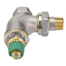 RA-DV клапан терморегулирующий, Ду 10 угловой