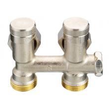 Клапан запорный Н-образный RLV-K Ду 15