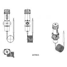 AVTB Ду15 Регулятор температуры