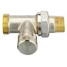 Клапан запорный RLV Ду15 прямой, R1/2, G 3/4 A