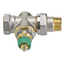 RA-DV клапан терморегулирующий, Ду 15 прямой
