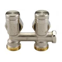 Клапан запорный Н-образный RLV-K Ду 20