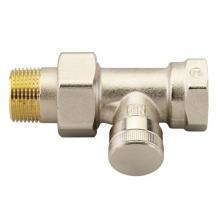Клапан запорный прям. никелир. RLV Ду 20