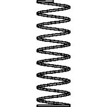 CHV 100 / SCA 100 Пружина стандартная