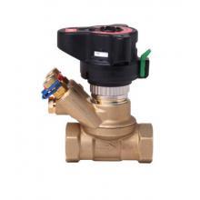 ASV-BD клапан балансировочный, со встроенным шаровым краном и подключением импульсной трубки Ду15