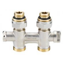 Клапан запорный RLV-KD 3/4''x3/4'' прям.