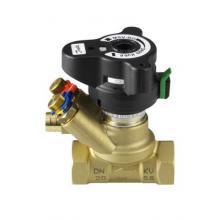 Ручной балансировочный клапан MSV-BD Ду20